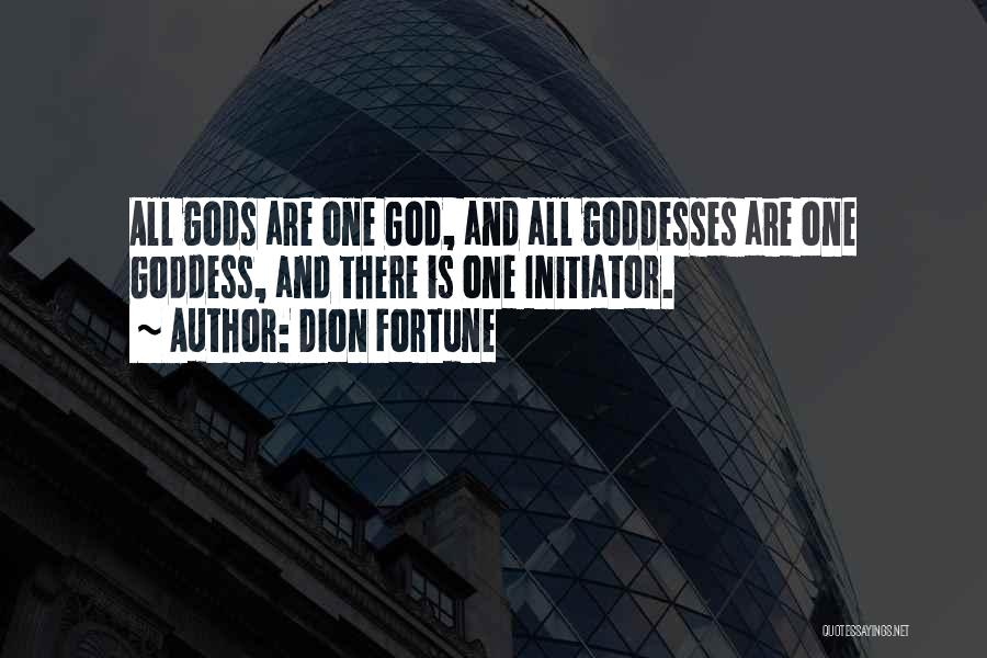 Dion Fortune Quotes 428295