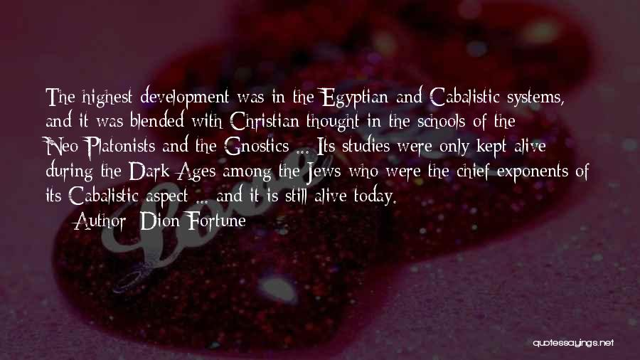 Dion Fortune Quotes 464753
