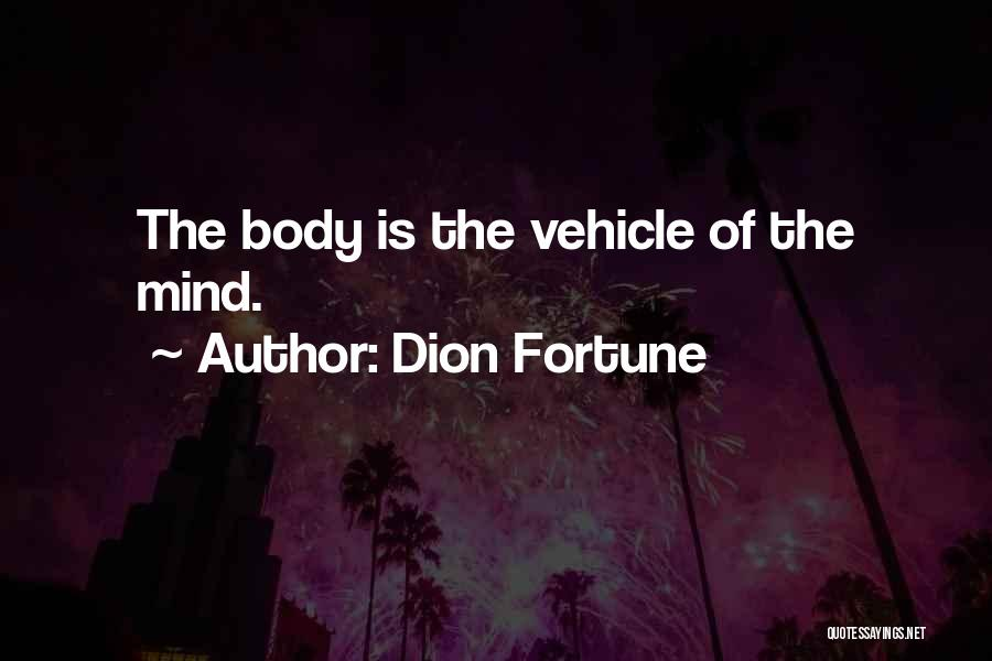 Dion Fortune Quotes 76623