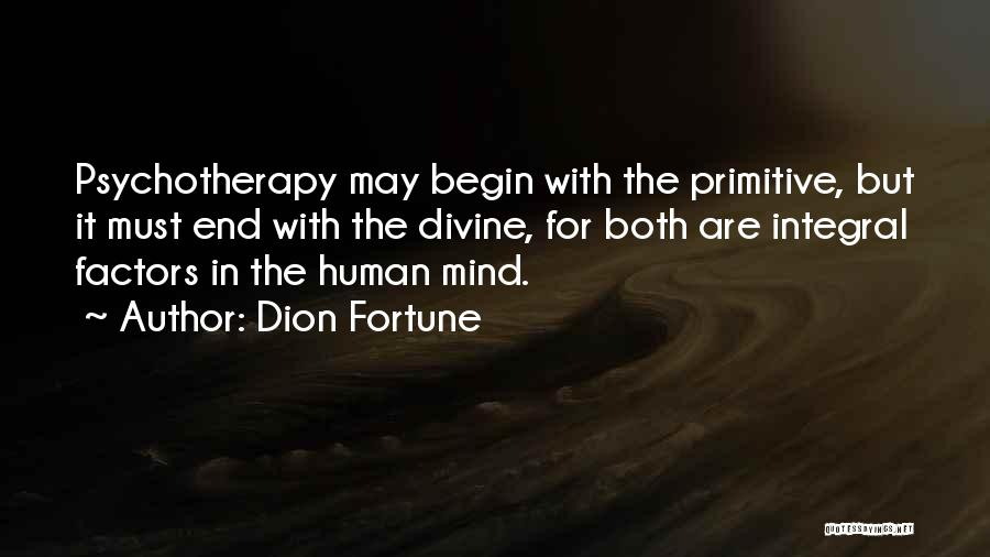 Dion Fortune Quotes 825315