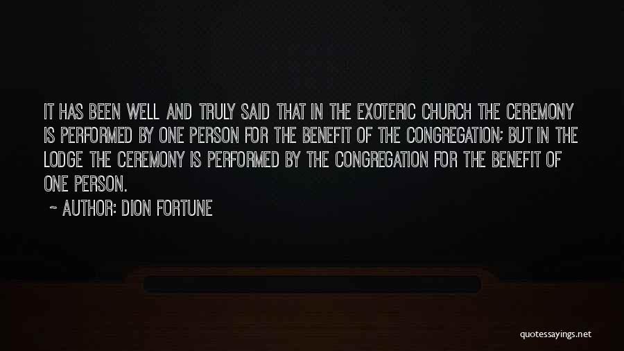 Dion Fortune Quotes 924775