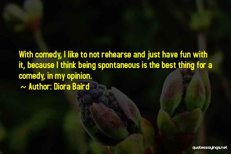 Diora Baird Quotes 1276083