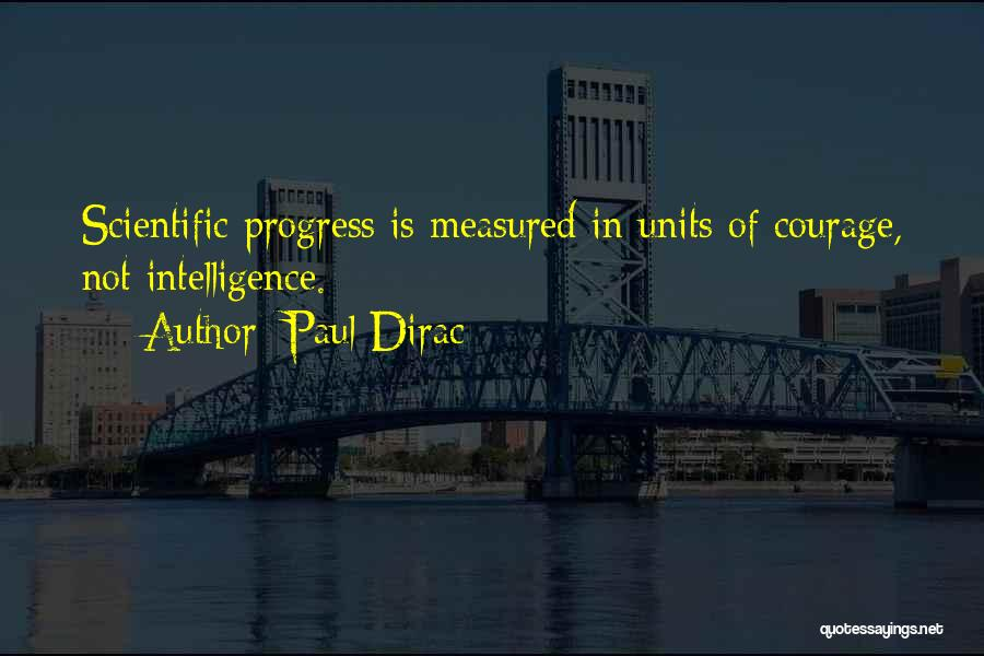 Dirac Quotes By Paul Dirac