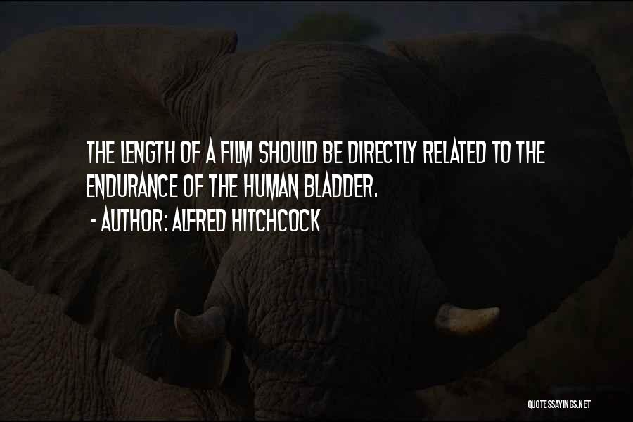 Directly Quotes By Alfred Hitchcock