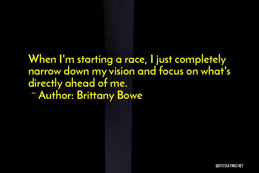 Directly Quotes By Brittany Bowe