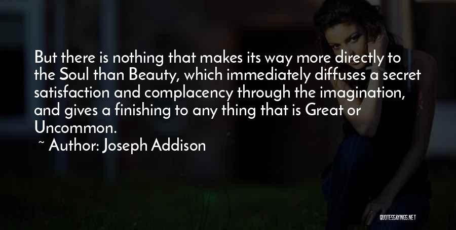 Directly Quotes By Joseph Addison