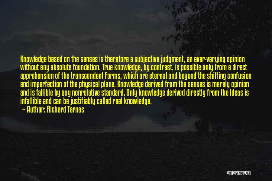 Directly Quotes By Richard Tarnas