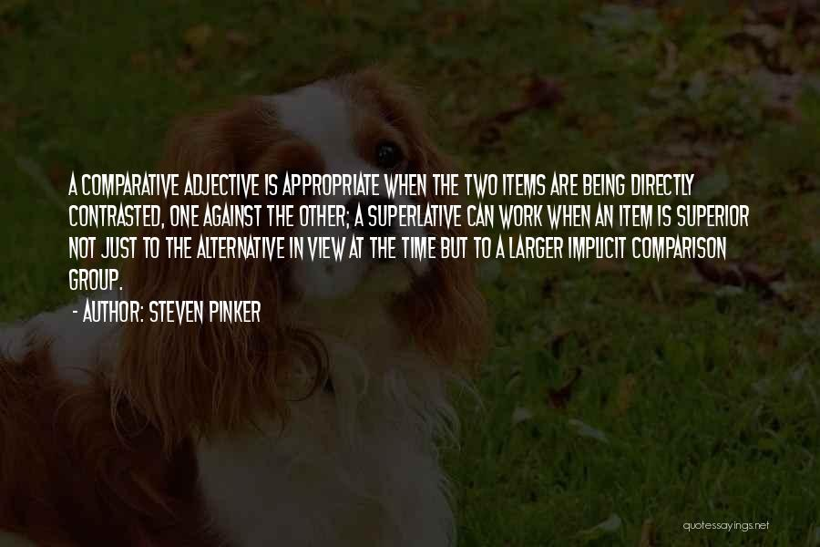 Directly Quotes By Steven Pinker