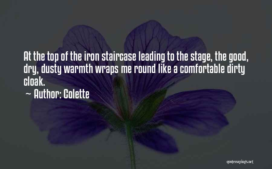 Dirty Thirty Quotes By Colette