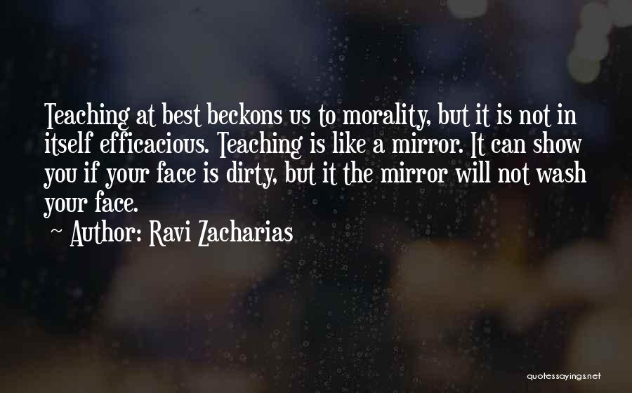 Dirty Thirty Quotes By Ravi Zacharias
