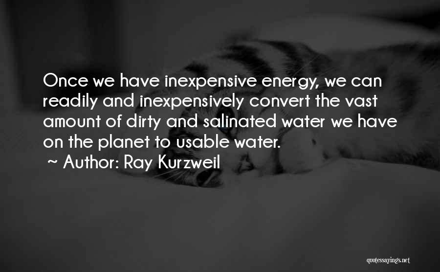 Dirty Thirty Quotes By Ray Kurzweil