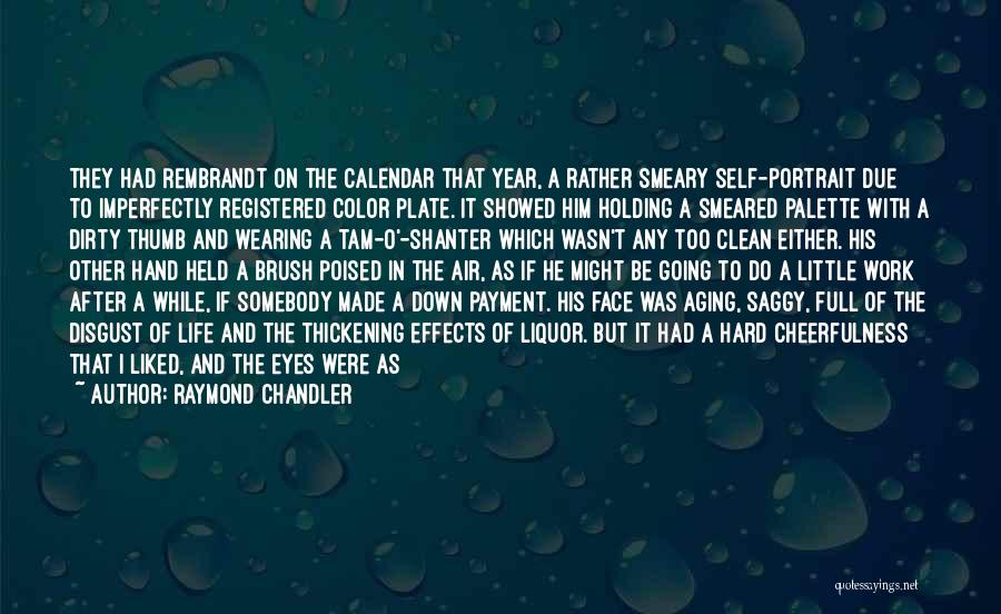 Dirty Thirty Quotes By Raymond Chandler
