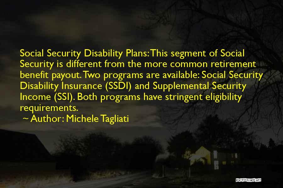 Disability Insurance Quotes By Michele Tagliati