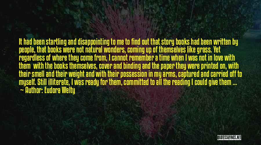 Disappointing Someone You Love Quotes By Eudora Welty