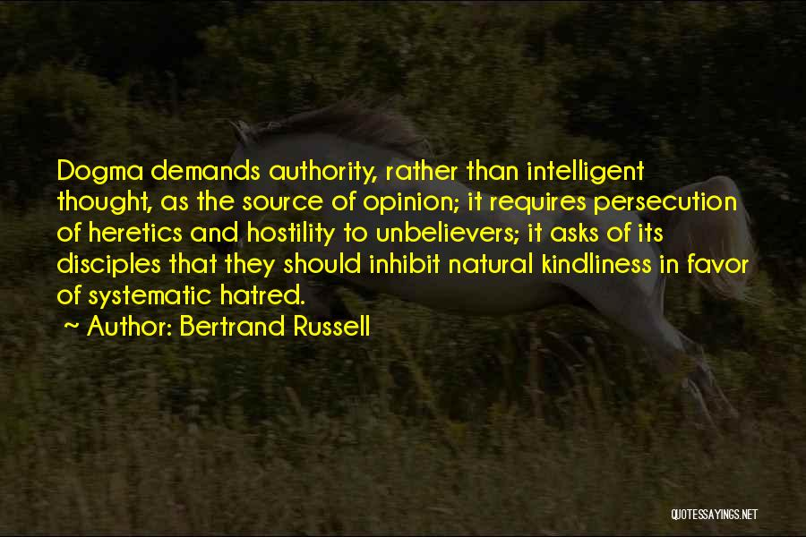 Disciples 2 Quotes By Bertrand Russell