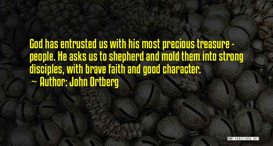 Disciples 2 Quotes By John Ortberg