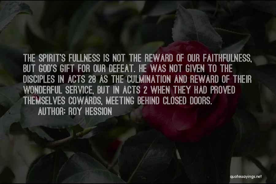Disciples 2 Quotes By Roy Hession