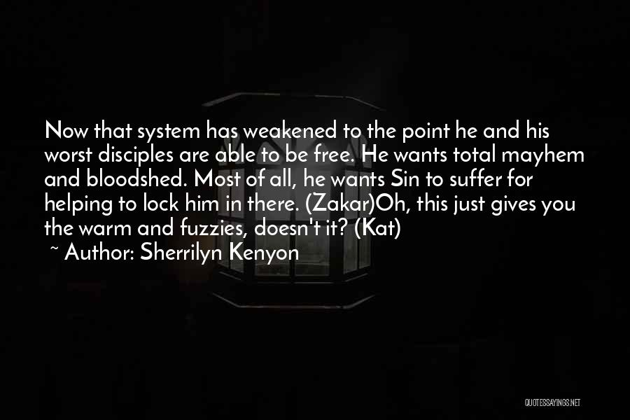 Disciples 2 Quotes By Sherrilyn Kenyon