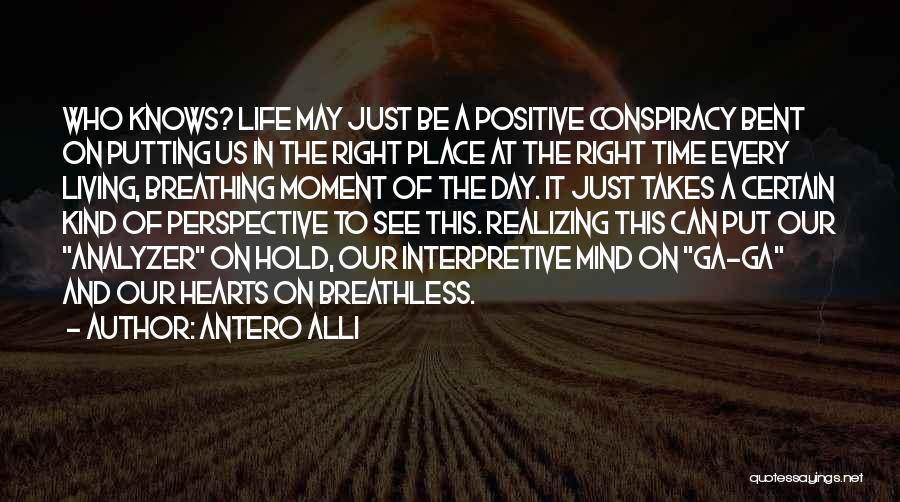 Discordianism Quotes By Antero Alli