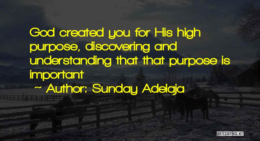 Discovering Self Quotes By Sunday Adelaja