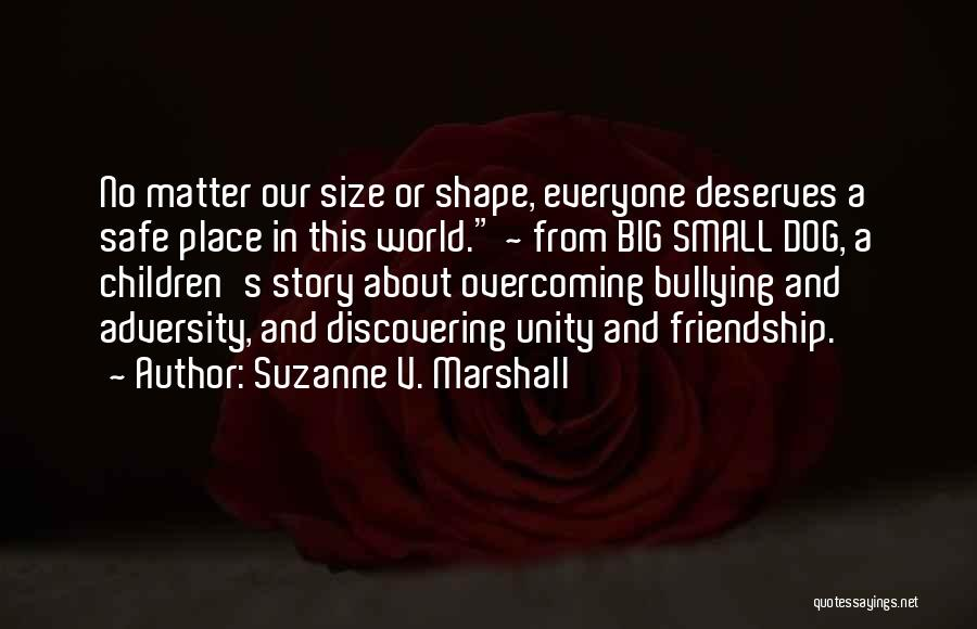 Discovering Self Quotes By Suzanne V. Marshall
