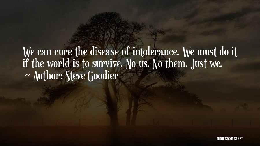 Disease Cure Quotes By Steve Goodier