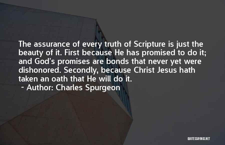 Dishonored Quotes By Charles Spurgeon