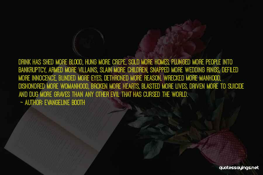 Dishonored Quotes By Evangeline Booth