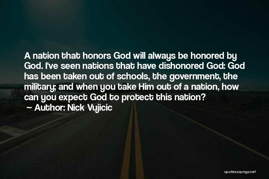 Dishonored Quotes By Nick Vujicic