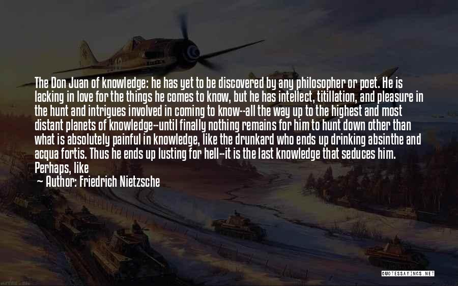Disillusionment In Love Quotes By Friedrich Nietzsche