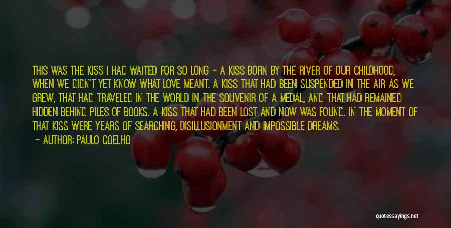 Disillusionment In Love Quotes By Paulo Coelho