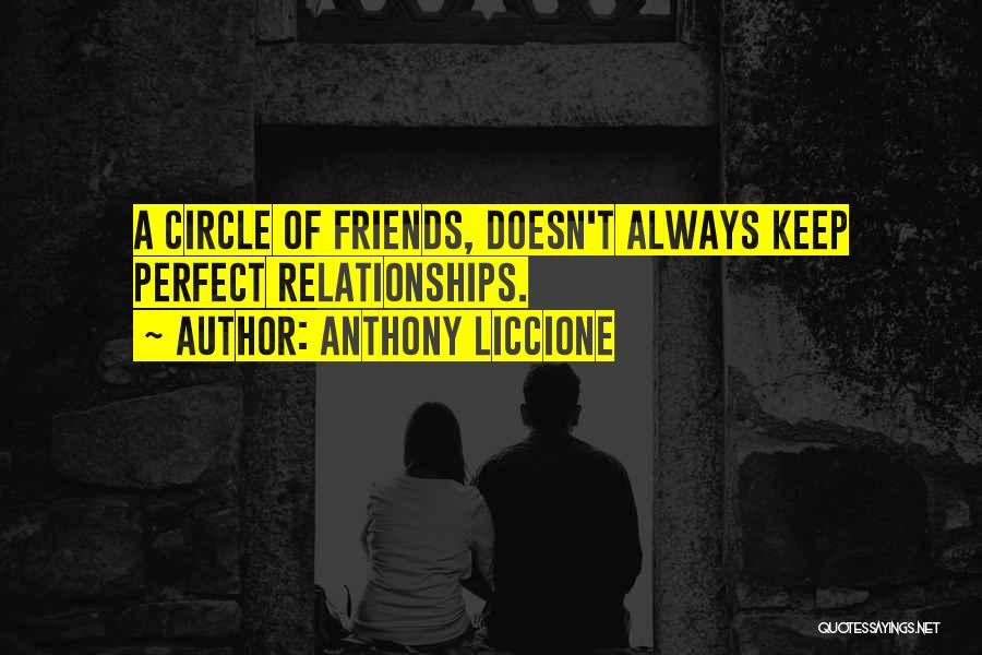 Disloyal Quotes By Anthony Liccione