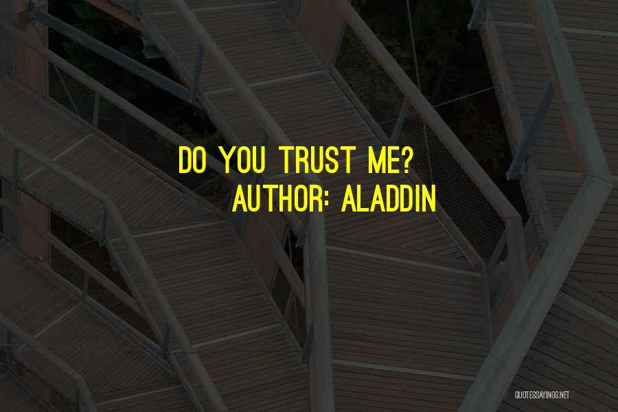 Disney Aladdin Love Quotes By Aladdin