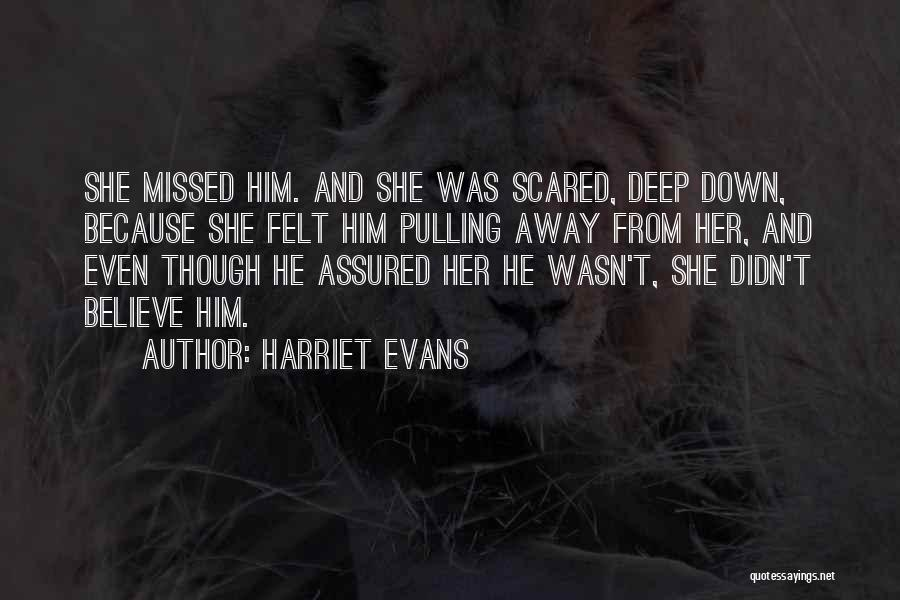 Distancing Self Quotes By Harriet Evans