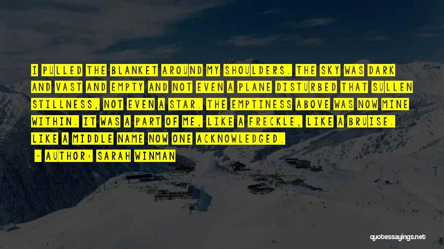 Disturbed Life Quotes By Sarah Winman
