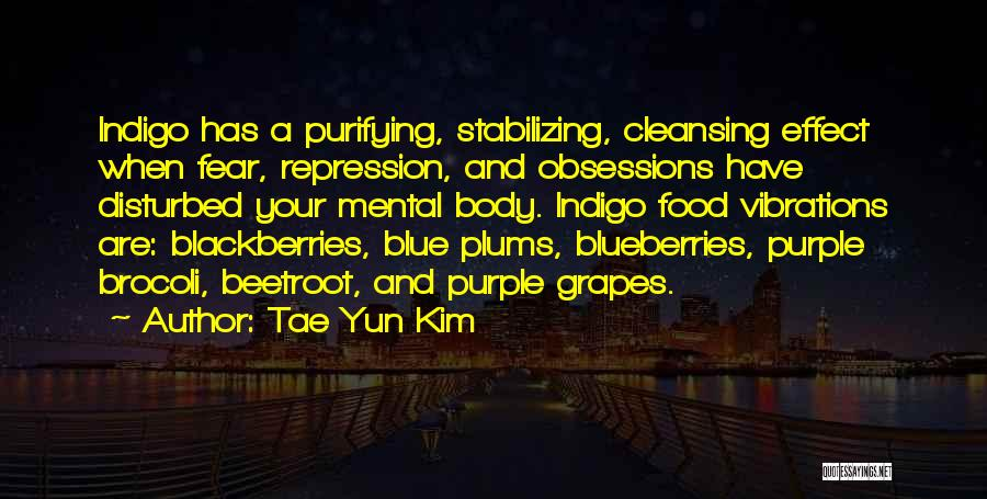Disturbed Life Quotes By Tae Yun Kim