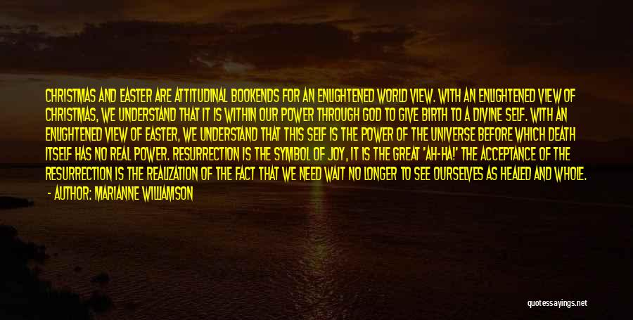 Divine Healing Quotes By Marianne Williamson