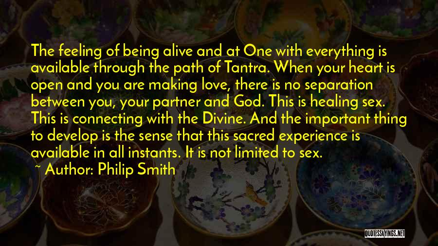 Divine Healing Quotes By Philip Smith