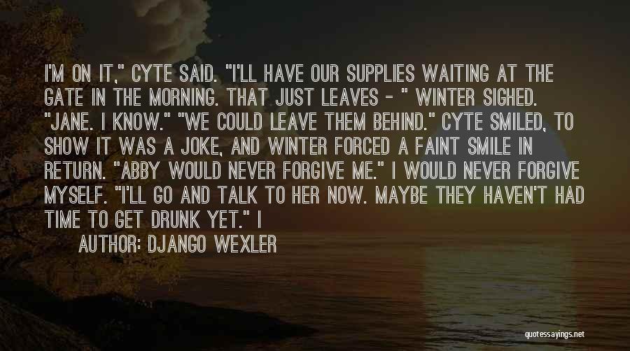 Django Wexler Quotes 1637839