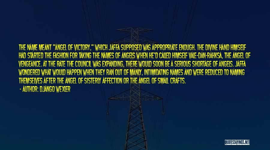 Django Wexler Quotes 2020824