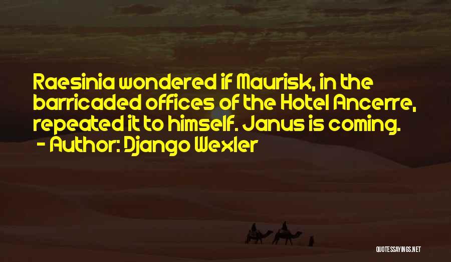 Django Wexler Quotes 494566