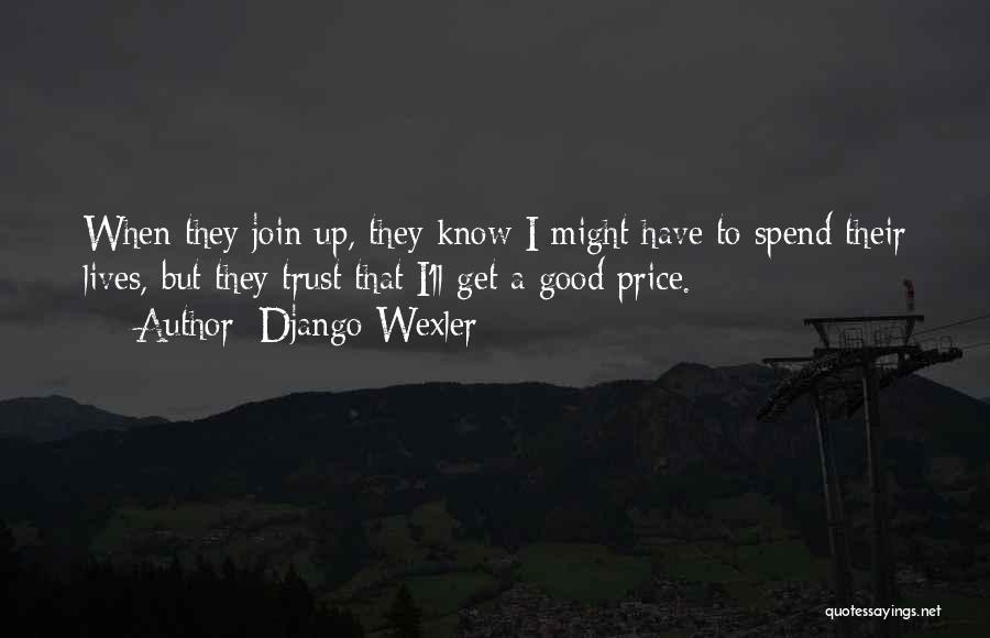 Django Wexler Quotes 674555