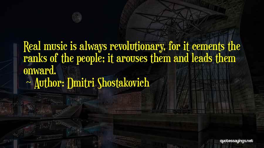 Dmitri Shostakovich Quotes 1125571