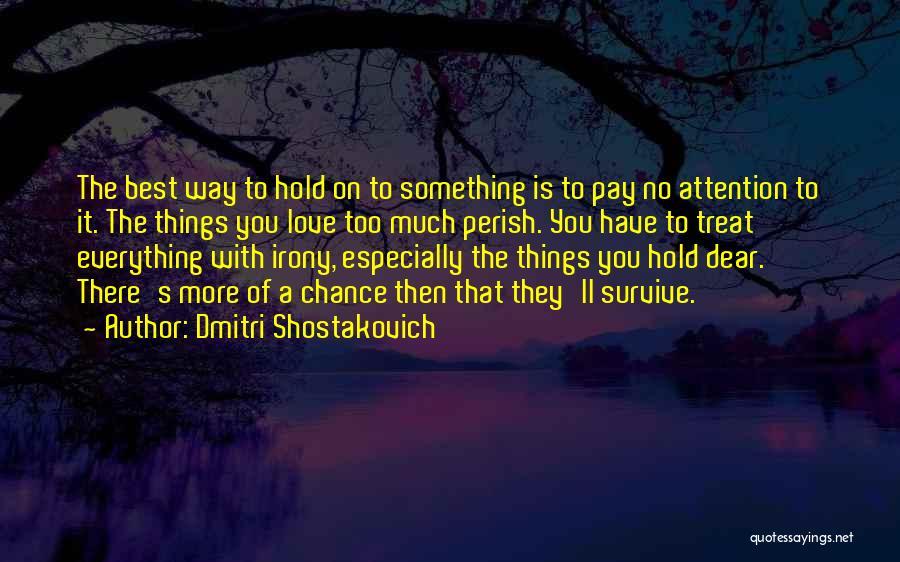 Dmitri Shostakovich Quotes 173277