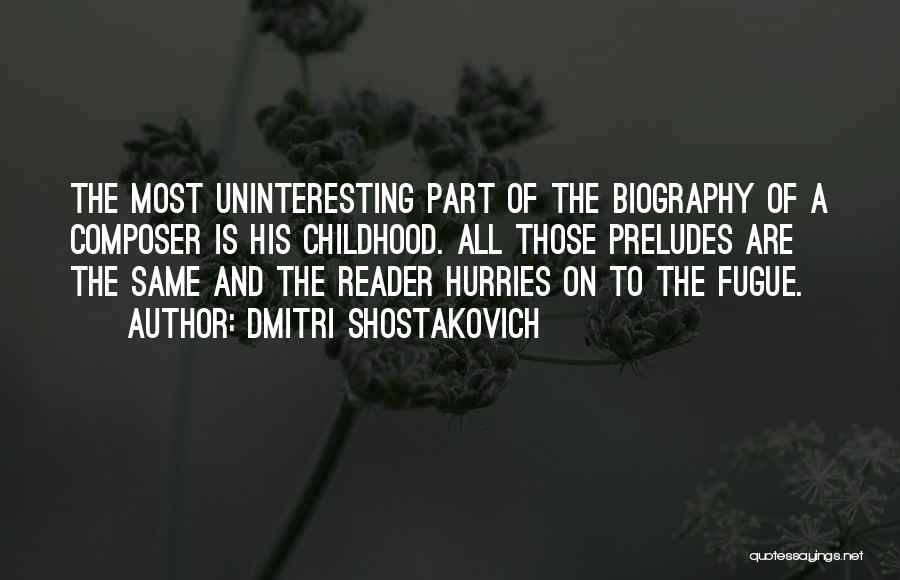 Dmitri Shostakovich Quotes 2166268