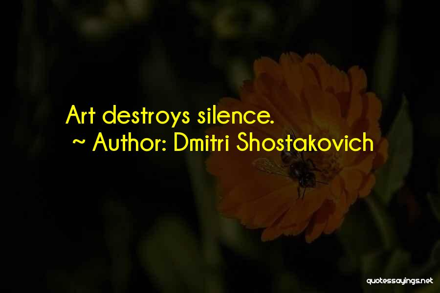 Dmitri Shostakovich Quotes 446843