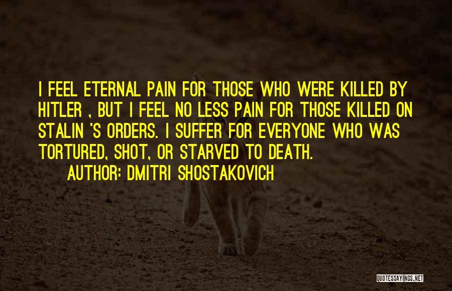 Dmitri Shostakovich Quotes 749981