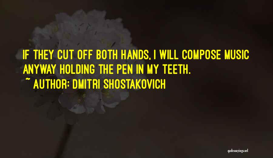 Dmitri Shostakovich Quotes 793141