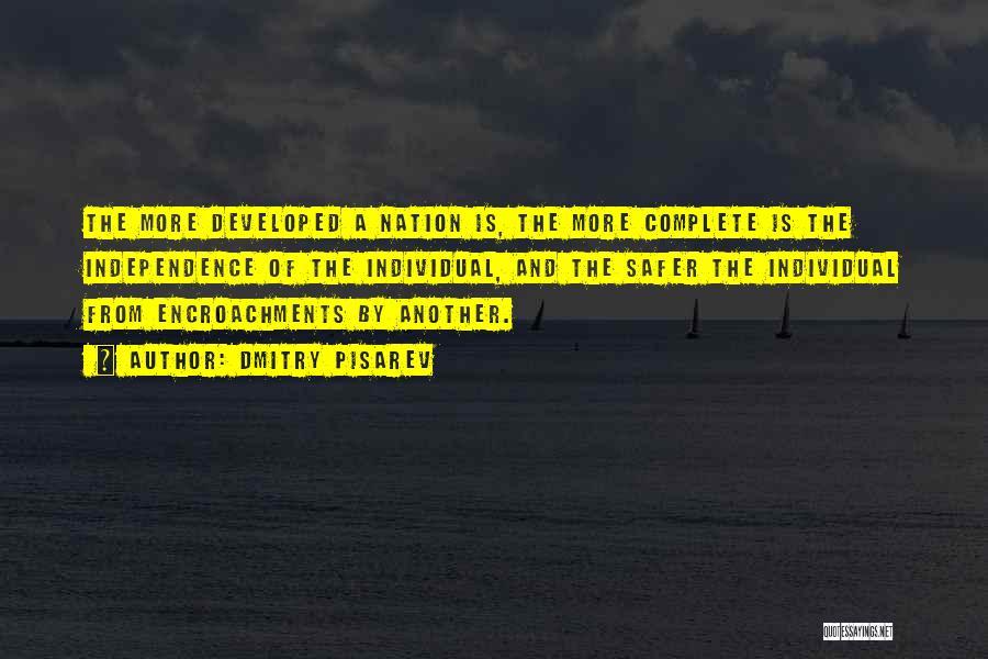 Dmitry Pisarev Quotes 119862