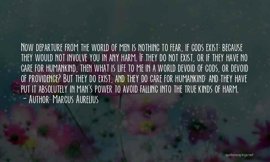 Do Not Fall Quotes By Marcus Aurelius